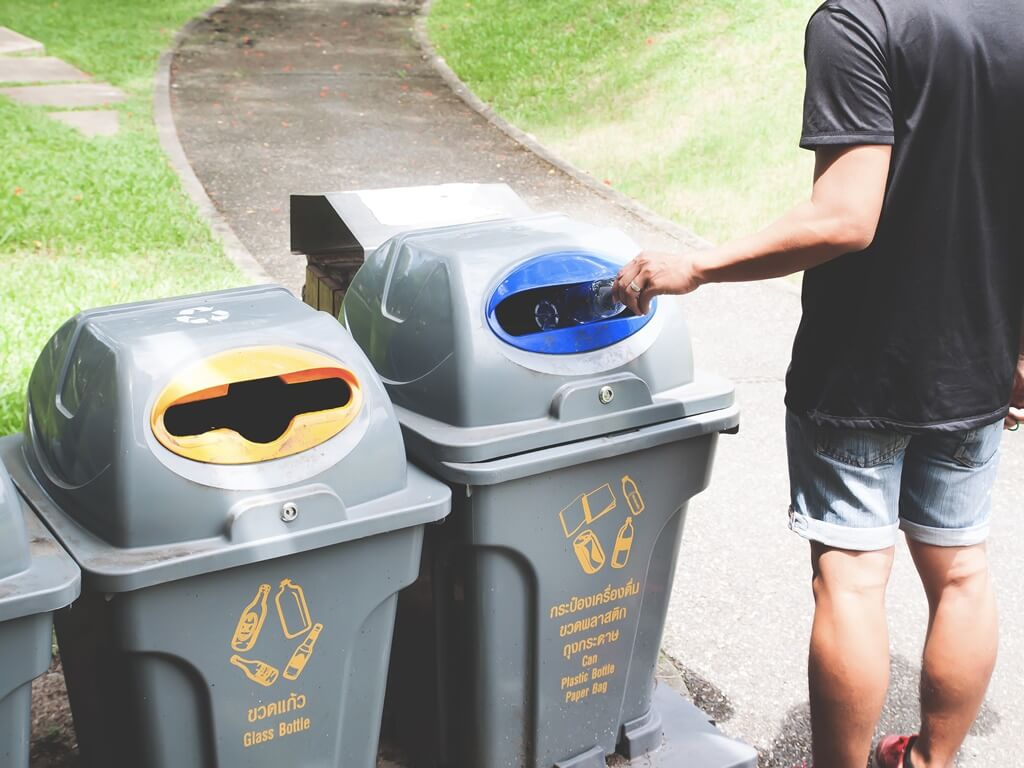 Educating Youth About Recycling